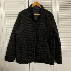 Ben Sherman Black Puffer Jacket